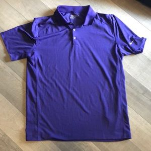 MENS NIKE DRI-FIT GOLF POLO